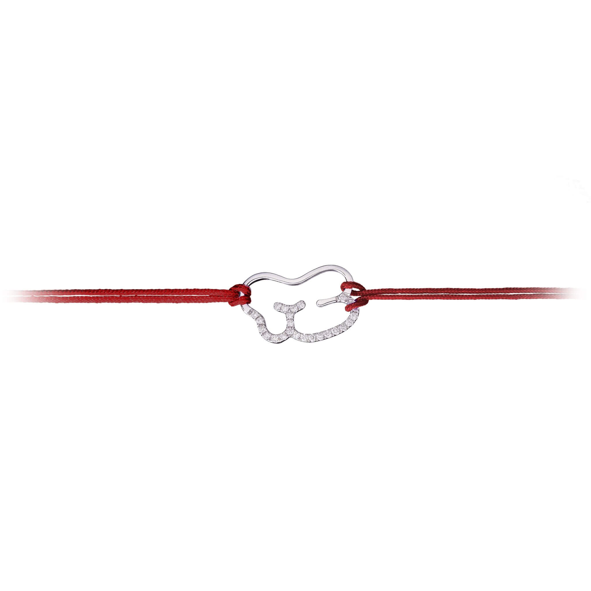 Empreinte bracelet cordon