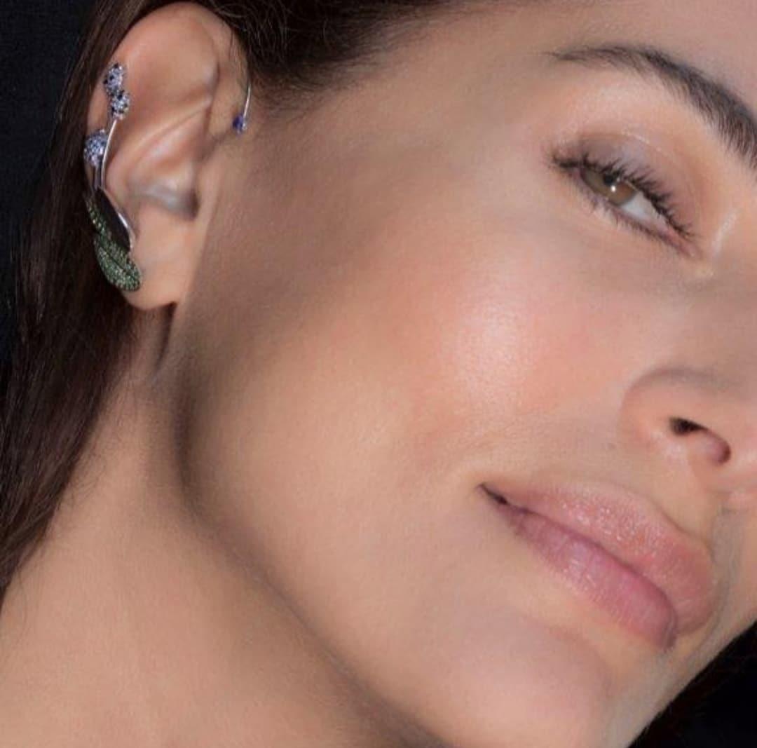 Caterina Murino boucles d'oreille