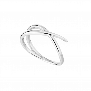 Duality bague or blanc
