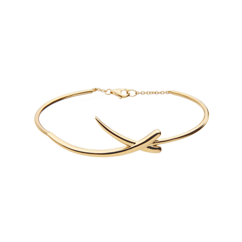 duality bracelet or jaune