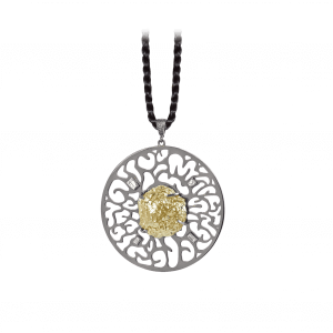 Empreinte collier Muji Maye diamant