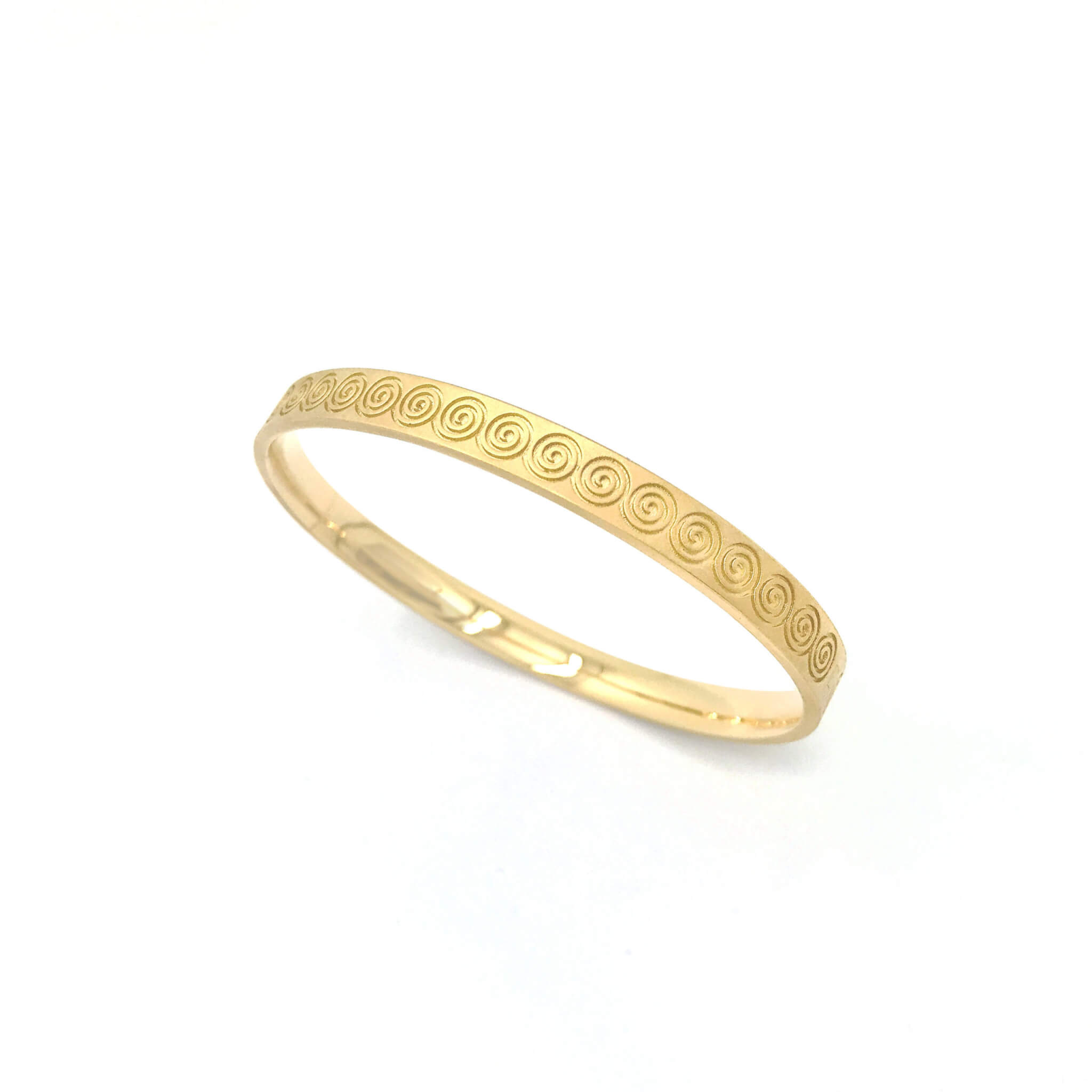 Spirale bracelet or