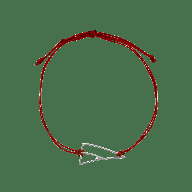 coïncidence bracelet or blanc diamant