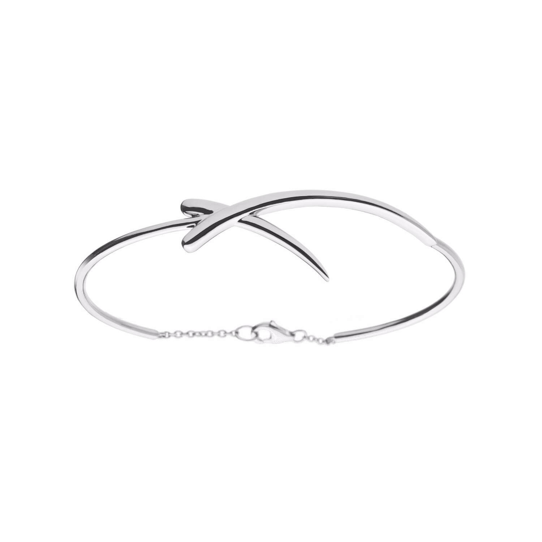 duality bracelet or blanc